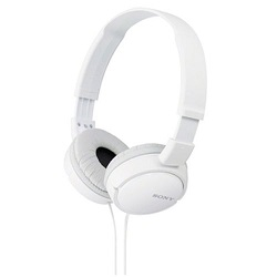 Amazon – Buy Sony MDR-ZX110A Stereo Headphone (White) at just Rs 499